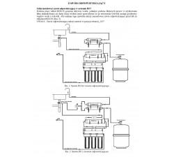Zawór odpowietrzający do montażu wkładu REDOX